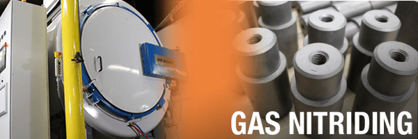Gas Nitriding Furnace and Parts