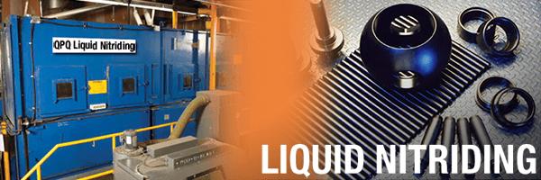QPQ Liquid Nitriding | Thermex Metal Treating